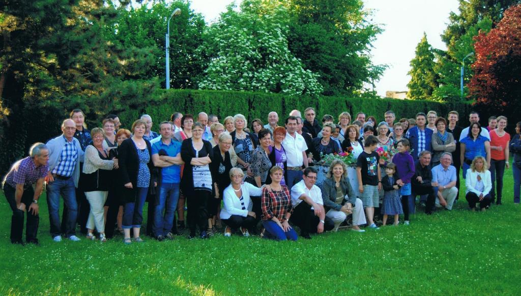 Photo Auchy Repas fin de saison 9.06.12